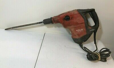 Hilti Te 70-atcavr Electric Rotary Hammer Drill With Drill Bit