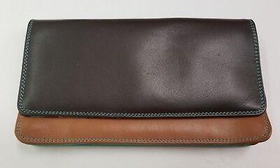 MyWalit Women's Course Matinee Wallet Flap Clutch 237-85