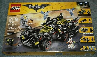 LEGO 70917 Batman Movie The Ultimate Batmobile Brand New Sealed Free Shipping