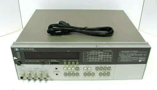 HP Hewlett Packard 4262A Digital LCR Meter, Free shipping