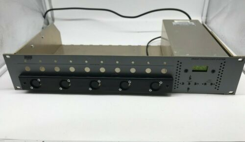 DRAKE RMT 150 TRANSCODER CHASSIS W/POWER SUPPLY PS1451