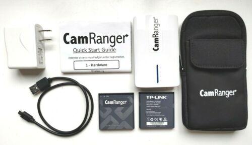 CamRanger Wireless Transmitter for Nikon or Canon Digital Camera - NICE!