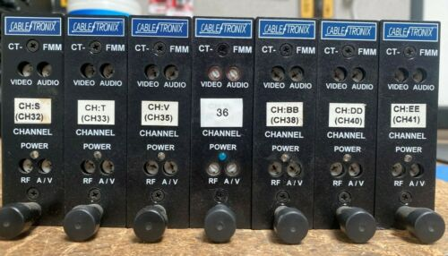 CableTronix CT-FMM Agile Micro Modulator - 7 channels  FREE SHIPPING