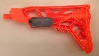NERF N-Strike Sharpfire Orange Shoulder Stock Attachment