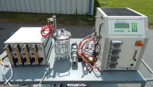B.Braun Biotech Biostat B Fermentation System, Sartorius Fermenter, Fermentor