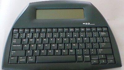 Alphasmart Neo Portable Word Processor Working Alphasmart Unit Only