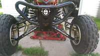 suspension raptor 660 / 700