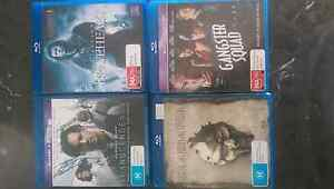Blu Ray titles various Chinchilla Dalby Area Preview
