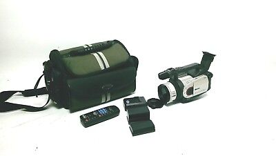 Canon 3CCD 100X Digital Video Camcorder GL1 NTSC