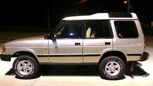 1998 land rover discovery TDI Deloraine Meander Valley Preview