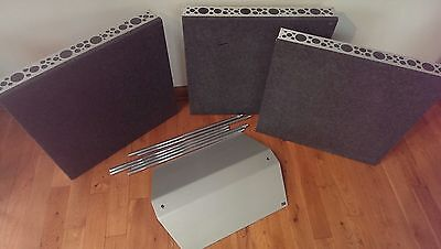 Recording/ Acoustics, Sound absorption: Ghost Acoustics sound absorbing kit