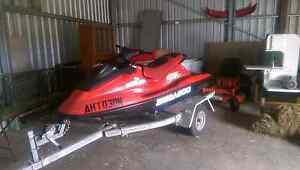 Seadoo gsx limited 951cc (new motor) Glen Innes Glen Innes Area Preview