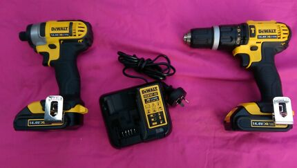 Dewalt 14.4 v kit brand new hammer drill with impact and charger Liverpool Liverpool Area Preview