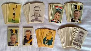 Football cards: 1930's and 1960's-70's Briar Hill Banyule Area Preview
