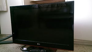 LG LCD TV HD Clayton South Kingston Area Preview