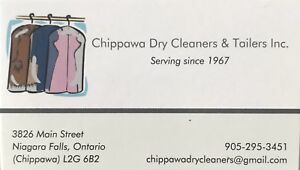 Laundry and Dry-Cleaning Worker