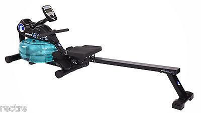 Stamina WAVE WATER ROWER Cardio Exercise Rowing Machine 35-1445 - BRAND NEW 2018