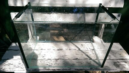 Fish tank $15 crazy crabs Clarkson Wanneroo Area Preview