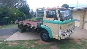 Ford D series truck, custom/ drag Marburg Ipswich City Preview