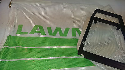 Catcher 89816 Lawnboy Lawnmower Lawn Boy Mower Side Grass Bag SILVER SERIES OEM