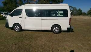 Toyota Hiace Diesel 12 seater Smithfield Playford Area Preview