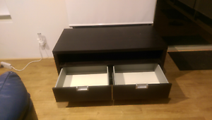 TV stand with drawers Duncraig Joondalup Area Preview