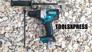 NEW Makita DHP481Z 18V Li-Ion Cordless Brushless Hammer Driver Drill - OZ MODEL