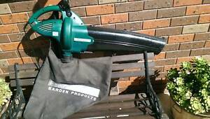 ELECTRIC BLOWER AND VAC