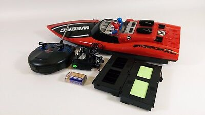 NEW Remote Control RC Model Viper Fastlane Racing Super Speed Boat Wave Racer  for sale  Shipping to Ireland