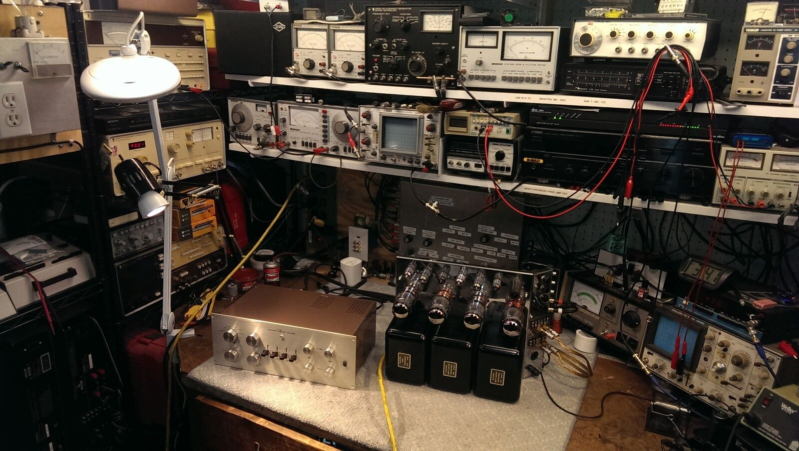 The Electronic Workshop
