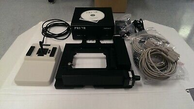 Prior Optiscan Ii System With Motorized Programmable X-y Stage Es107