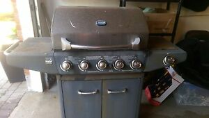 Stainless BBQ for scrap