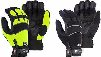 Majestic 2145 Winter Hawk Armorskin Insulated Gloves Waterproof Breathable
