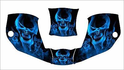 Miller Digital Infiniti 271329 Welding Helmet Wrap Decal Sticker Infinity Blue S