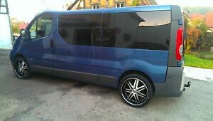 status game 8 5x20 5x118 alufelgen f r renault trafic bus opel vivaro neu ebay. Black Bedroom Furniture Sets. Home Design Ideas