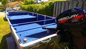 Mercury outboard, Minn kota ipilot Tweed Heads South Tweed Heads Area Preview