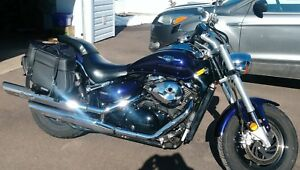 2007 Suzuki boulevard M50 - best offer