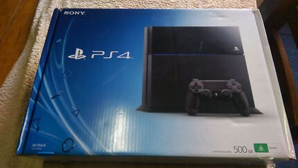 Ps4 box Sony PlayStation 4 St Marys Penrith Area Preview