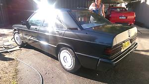 Mercedes 180 i fresh paint 4 door Sorrento Mornington Peninsula Preview