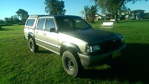 4x4 dual cab Mazda bravo Little Pelican Lake Macquarie Area Preview