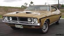 1973 Ford Falcon Carrara Gold Coast City Preview