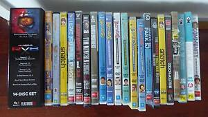 DVD's including Scrubs, Red vs Blue, Adventure Time, South Park.. Docklands Melbourne City Preview