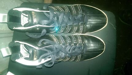 K-Swiss boxing shoes, UK 10 1/2 worn twice only. Seville Grove Armadale Area Preview