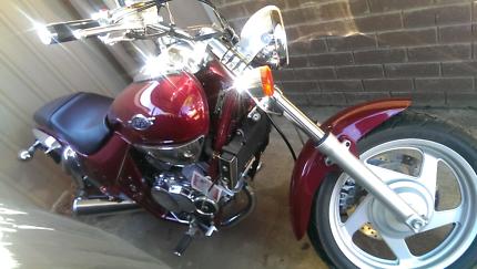 Kymco Venox 250cc 2009 LAMS Approved