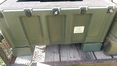 HARDIGG Shipping and storage case with Foam 42 x 30 x 26  OD