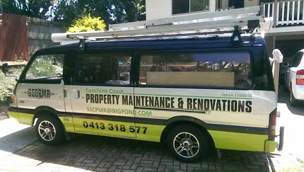 Sunshine coast property maintenance & renovations Mooloolaba Maroochydore Area Preview