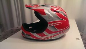 Casque Full Face six six one 661