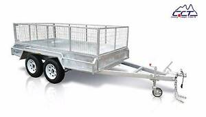 EOFY SPECIAL DON'T MISS OUT - 10X6 Tandem Trailers Package Rocklea Brisbane South West Preview