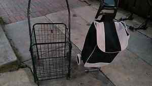 Free! 2 x shopping trolleys Avondale Heights Moonee Valley Preview