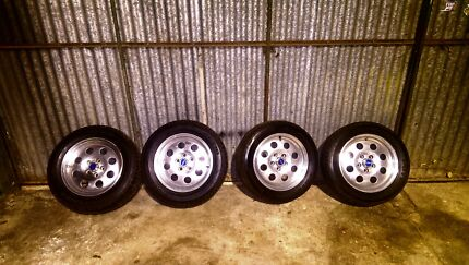 Torana/Early Holden mag wheels Strathalbyn Alexandrina Area Preview
